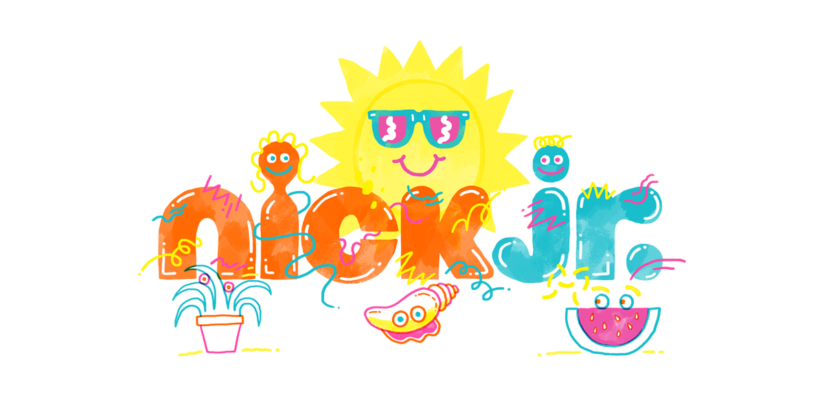 Nick jr summer tv ids will bryant studio voltagebd Gallery